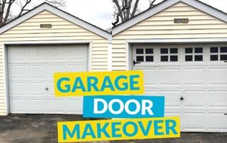 8 Essential Garage Door Makeover Tips